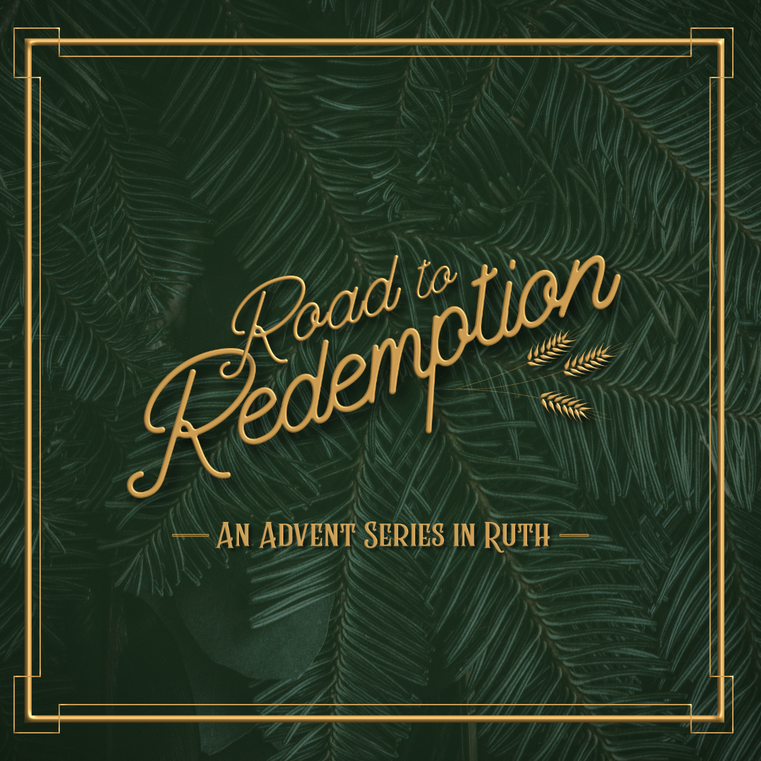 Road to Redemption: Ruth 2