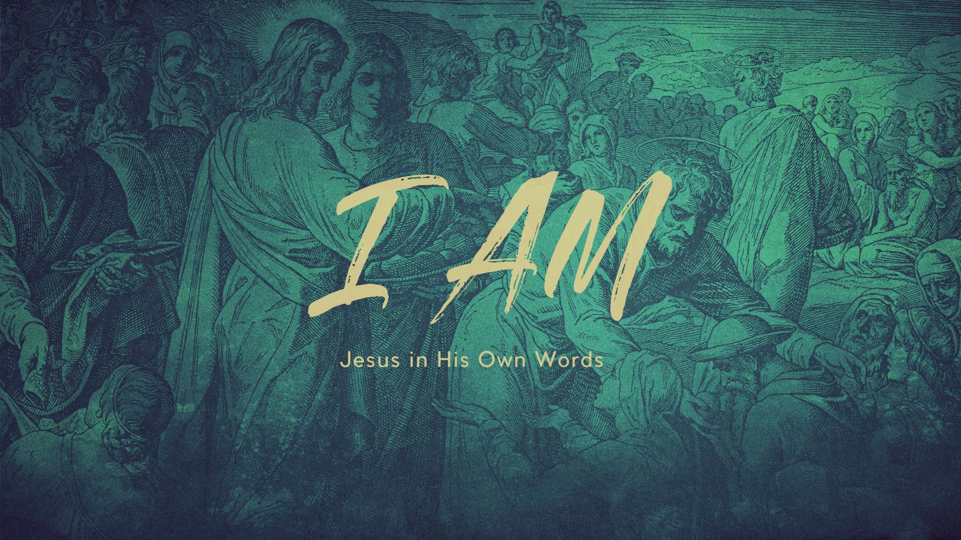 I Am: I Am the Resurrection
