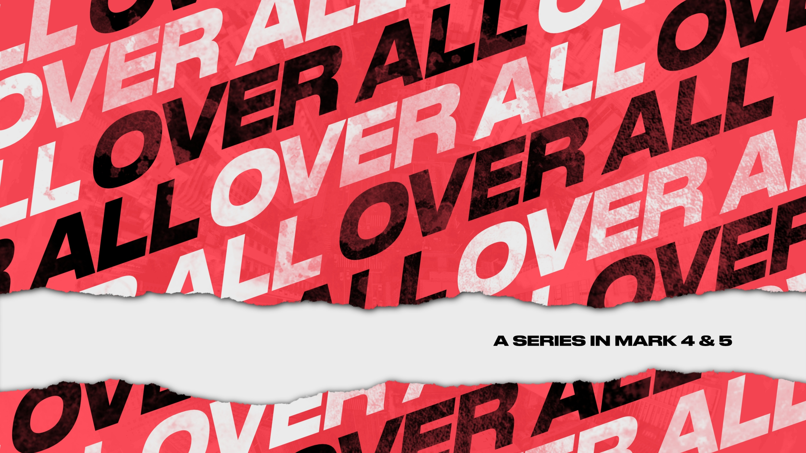 Over All – Lord over Disease