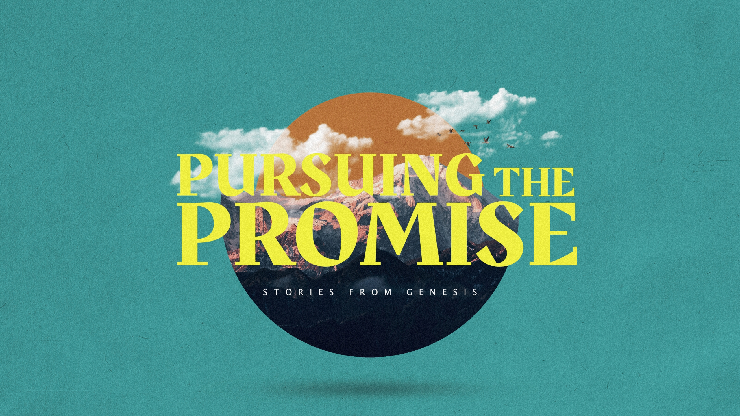 Pursuing the Promise: Noah and Re-Creation